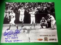 MLB直筆サイン入り写真(引退)